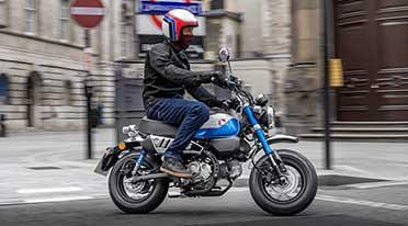 Super Cub, Monkey return to Honda's European lineup