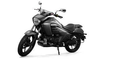 Suzuki Intruder Fi  launched at Rs 1.06 lakh