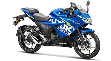 Suzuki Motorcycle India brings in Gixxer SF Series MotoGP editions