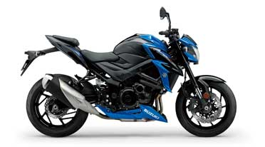 Suzuki Motorcycle India launches GSX-S750 at Rs 7,45,000