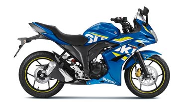 Suzuki Two Wheelers launches new Gixxer SF with ABS for Rs 95,499 onward