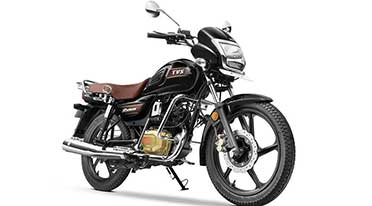 TVS Motor Company launches Radeon special edition at Rs. 52,720 onward