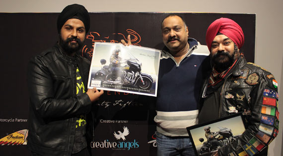 Ultimate Biker's Calendar 2015 launched