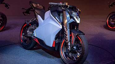 Ultraviolette Automotive F77 high performance e--motorcycle at Rs 3 lakh onward