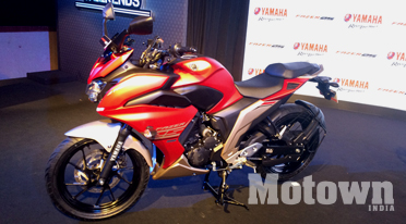 Yamaha Fazer 25 mid-class tourer launched for Rs.1.29 lakh