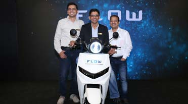 Parveen Kharb, Farhan Kapadia and Vijay Chandrawat, Co-Founders, Twenty Two Motors