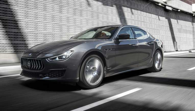 2018 Maserati Ghibli in India for Rs 1 34 crore onward