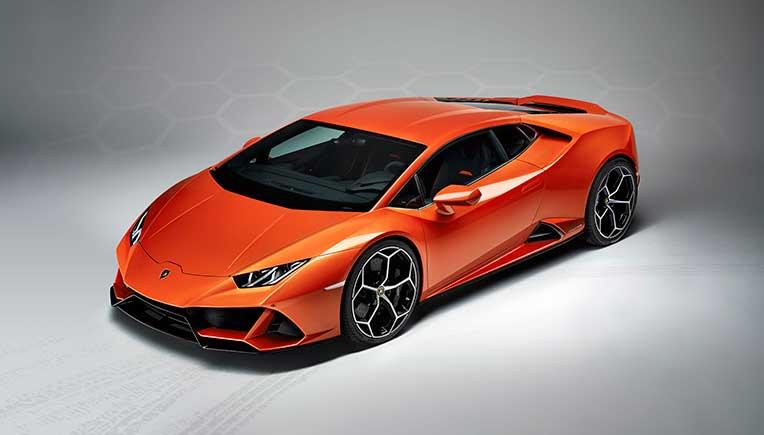 New Lamborghini Huracan Evo Launched In India At Rs 3 73 Crore