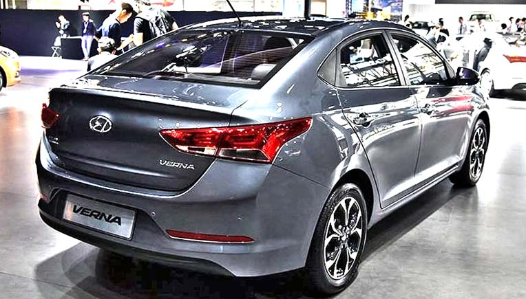5th Generation 2017 Hyundai Verna unveiled; India entry soon