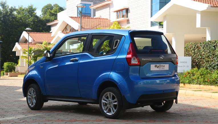 Mahindra Electric Car Plus Launched For Rs Lakh Onward