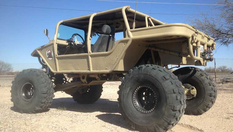 exclusive scorpion  terrain vehicles   india debut
