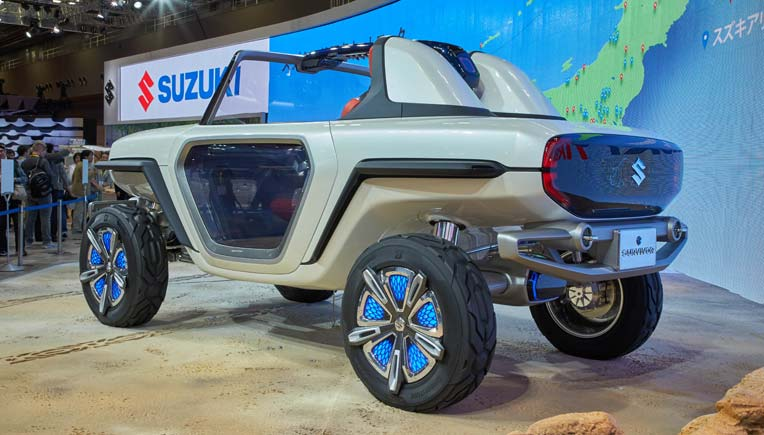 By 2020, it will be Suzuki, Toyota electric vehicles in India