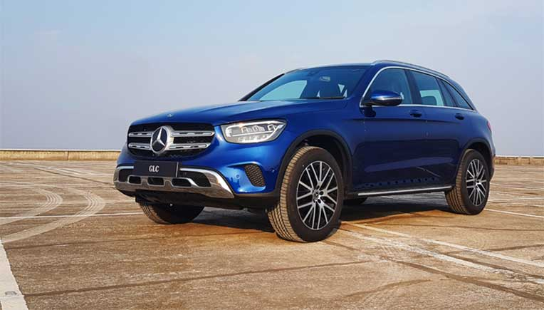 2021 Mercedes GLC with 'Mercedes me connect' tech launched at Rs 57.40 onward