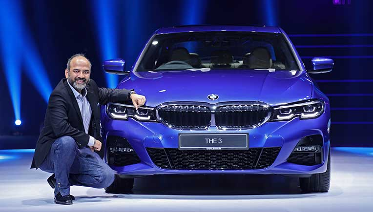All-new BMW 3 series launched at Rs.41.40 lakh onward