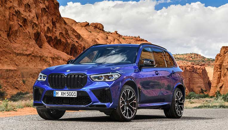 All-new BMW X5 M Competition launched in India at Rs 1.95 crore