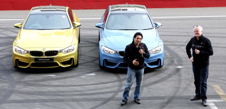 BMW M3, M4 Coupe @ Rs 1.198 crore, Rs 1.218 crore