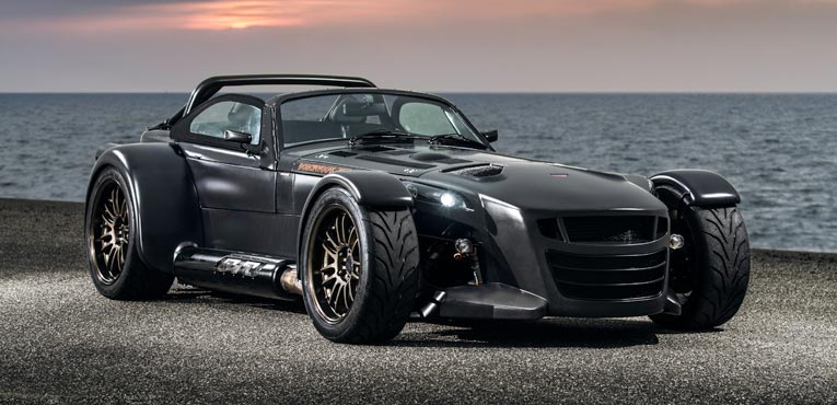Donkervoort GTO Bare Naked Carbon Edition
