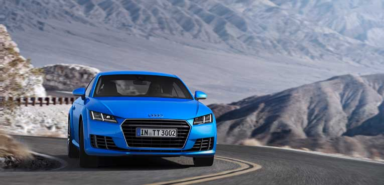 Finally the all new Audi TT arrives in India for Rs 60.35 lakh
