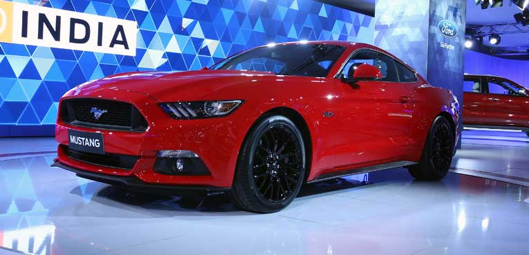 Ford displays strongest-ever product line-up