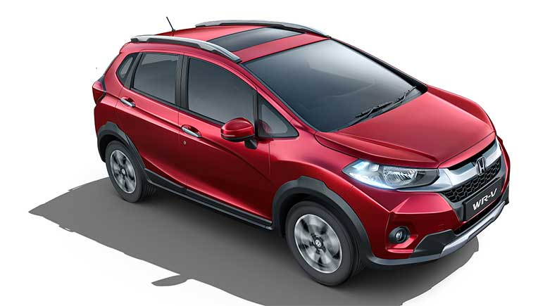 Honda Cars India introduces WR-V in a new V grade and enriched S & VX grade