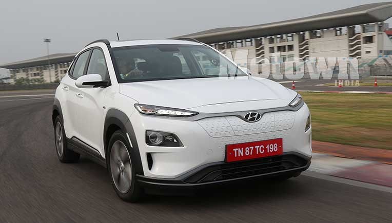 Hyundai Kona Electric SUV launched in India at Rs 25.30 lakh