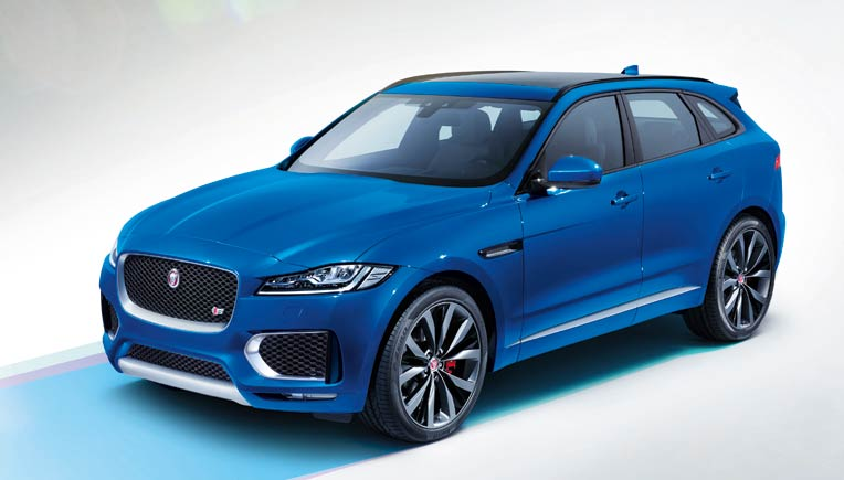 Jaguar F-Pace secures five-star safety rating from Euro NCAP