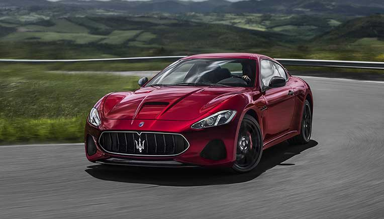 Maserati India drives-in restyled GranTurismo at Rs 2.25 crore