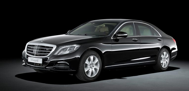 Mercedes-Benz new S 600 Guard for Rs 8.9 crore onward