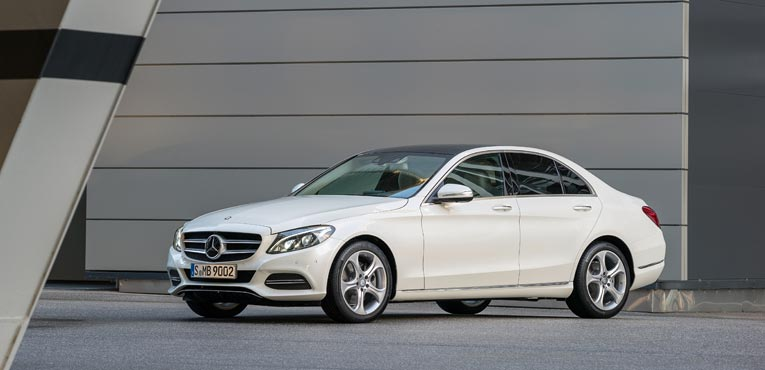 Mercedes C-class launched in India for Rs.40.9 lakh