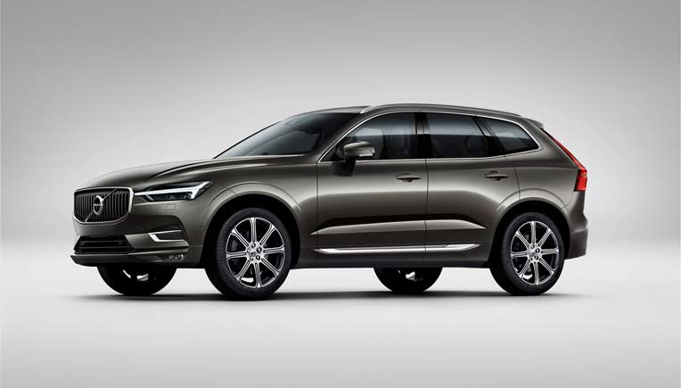 New 2017 Volvo XC60 launched in India for Rs. 55.90 lakh