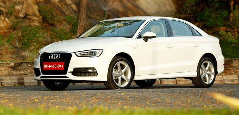 New Audi A3 40 TFSI Premium for Rs 25.5 lakh