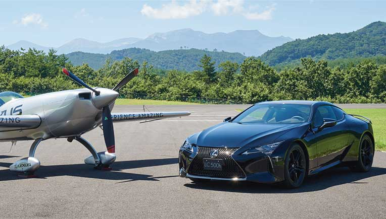 New Lexus aviation-inspired LC 500h Limited Edition at Rs 2.15 crore onward