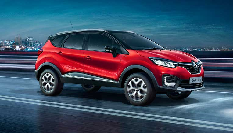 Renault Captur now comes with new pricing and features