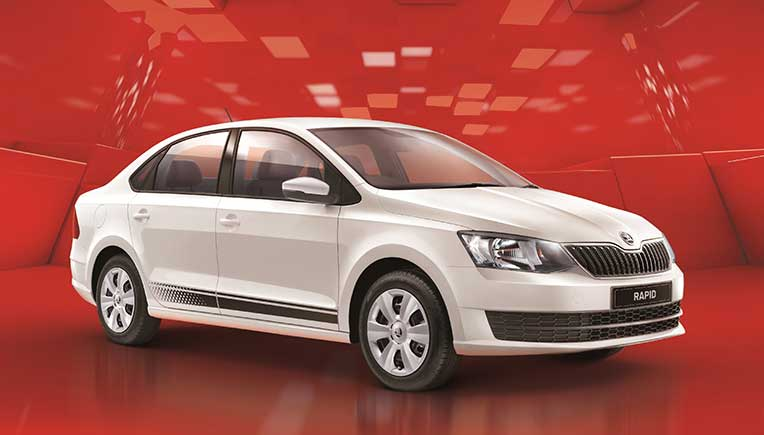 Skoda Auto India introduces limited edition Rapid Rider at Rs 6.99 lakh
