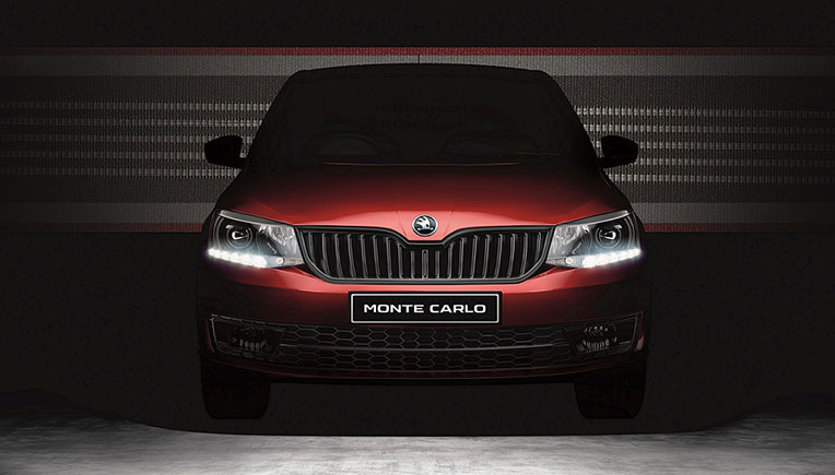 Skoda Rapid Monte Carlo to be launched in India for Rs 11.16 lakh