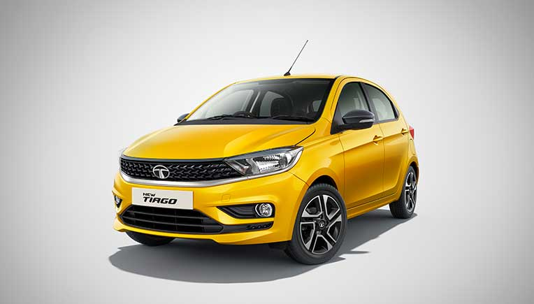 Tata Motors launches Tiago XTA; 4th AMT option in Tiago family