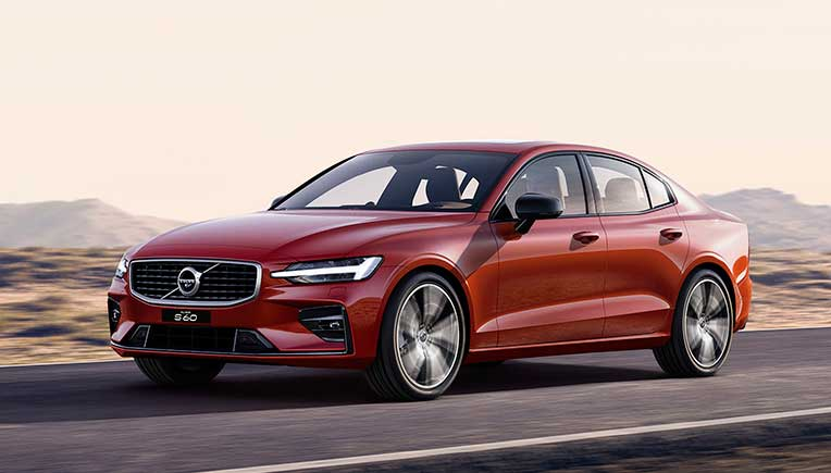 All-new Volvo S60 introductory price at Rs. 45.9 lakh; Bookings open
