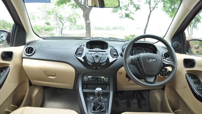 Ford Figo Aspire Launched For A Starting Price Of Rs 489 Lakh