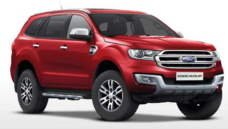 Ford India Sales Grow To 24832 Units