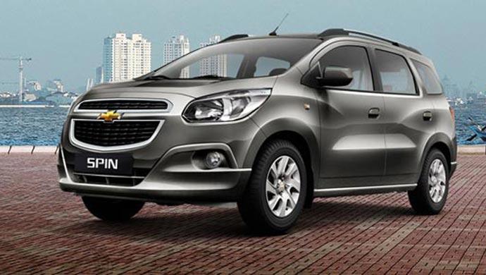 Gm India To Launch Chevrolet Trailblazer Suv In 2015 Spin Mpv In 2016