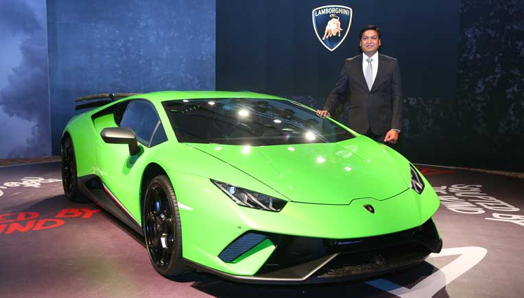Lamborghini Huracan Performante Launched India Quota Sold Out