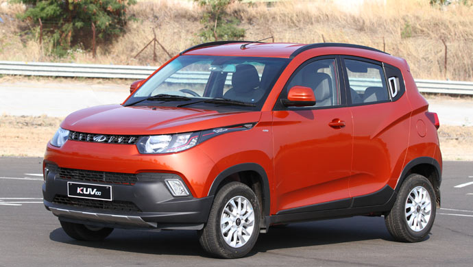 Mahindra Kuv Price Petrol Car For Rs
