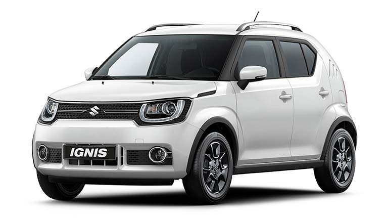 maruti suzuki compact suv ignis to be launched in india soon. Black Bedroom Furniture Sets. Home Design Ideas