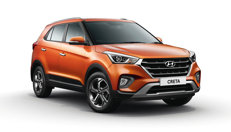 2018 Hyundai Creta launched for Rs 9.43 lakh onward