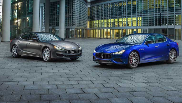 2018 Maserati Ghibli in India for Rs 1.34 crore onward