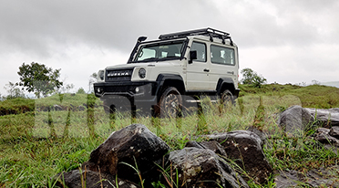 2021 Force Gurkha launched with radical changes