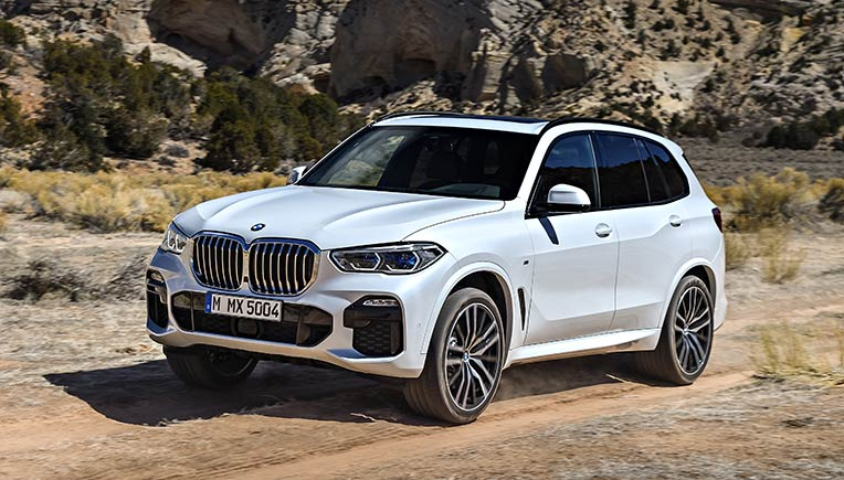 All-New 2019 BMW X5 Sports Activity Vehicle launched globally