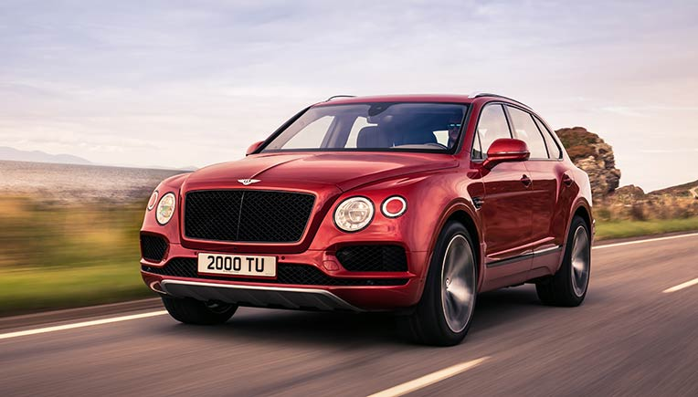 All-New Bentley Bentayga V8 now in India for Rs 3.78 crore