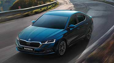 All-new 4th gen Skoda Octavia launched in India at Rs 25.99 lakh onward