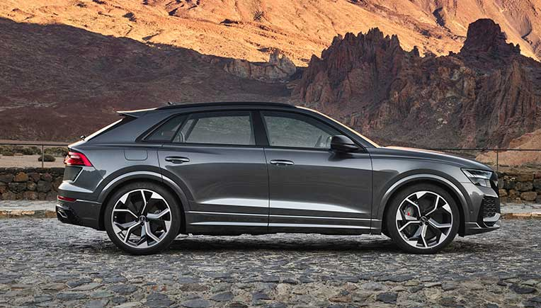 All-new Audi RS Q8 bookings open in India